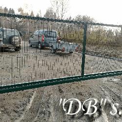 Ogrodzenia przemysowe 2