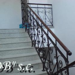 Balustrady schodowe 22