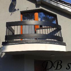 Balustrady zewnętrzne 51