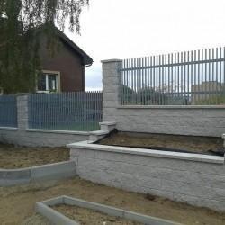 ogrodzenie nowoczesne 003