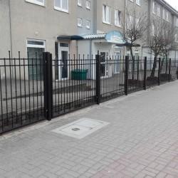 praktyczne ogrodzenie posesji