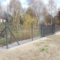 siatka metalowe ogrodzenie terenu03