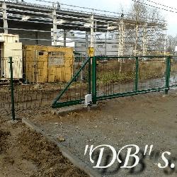 Ogrodzenia przemysowe 1