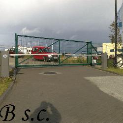 Ogrodzenia przemysłowe 1